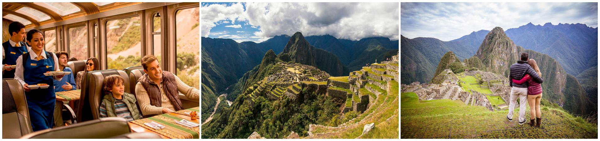 Machu Picchu Full Day Tren