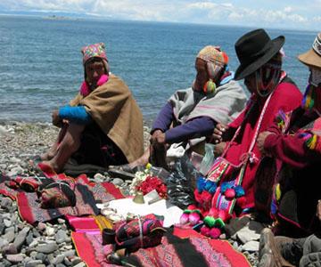 City Tours Puno lago titicaca amantani qori inka travel
