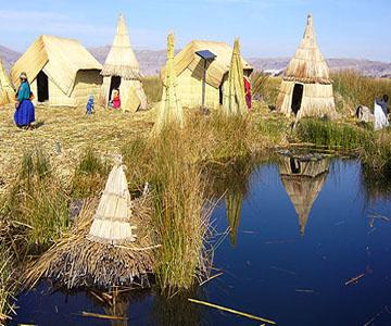 City Tours Puno lago titicaca isla uros qori inka travel