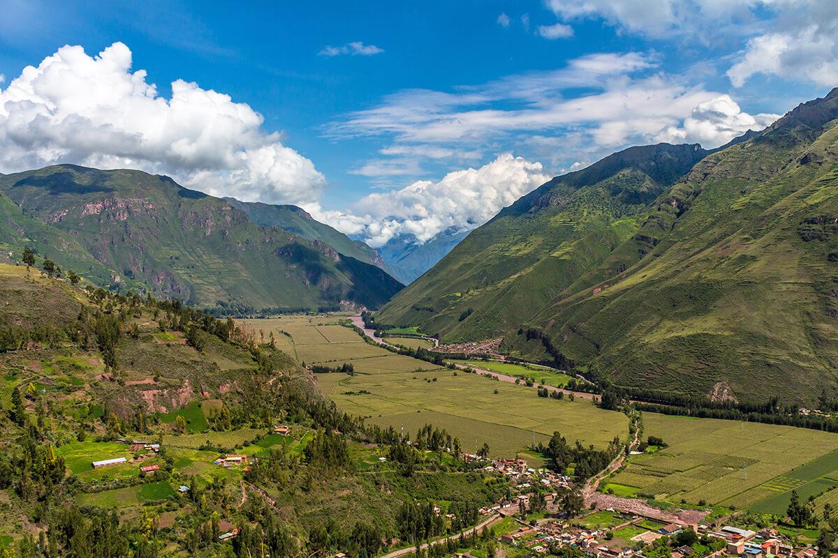 Valle Sagrado de los Incas 1 dia