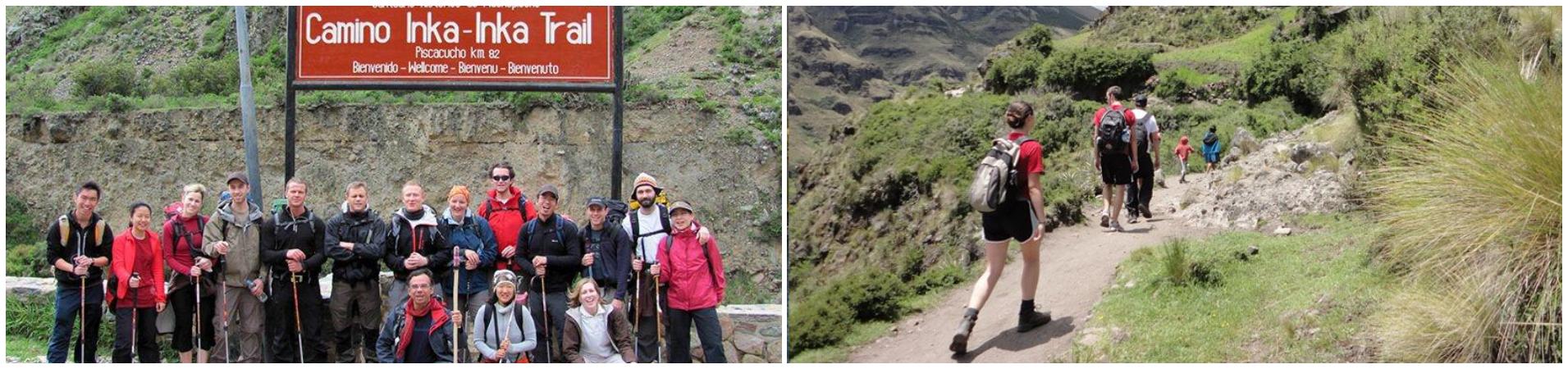 Camino Inca a Machu Picchu 2 dias qori inka travel