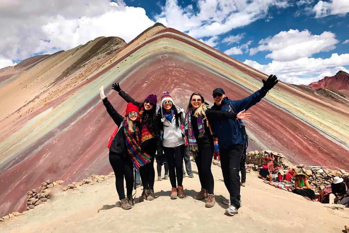 Montaña de 7 Colores 1 dia - Vinicunca Qori Inca travel