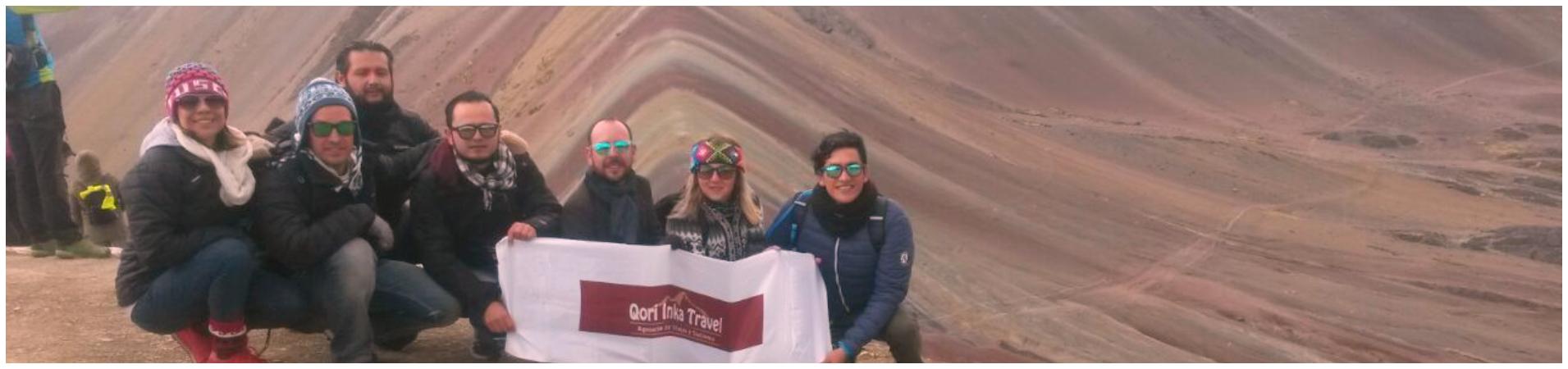 Montaña de Siete Colores 1 dia - Vinicunca qori inka vel