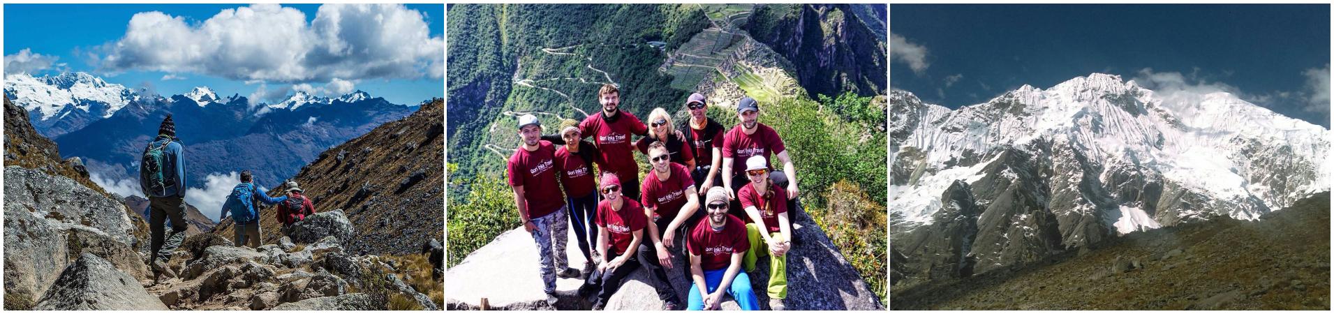 Salkantay Trek a Machu Picchu 4 dias qori inka travel