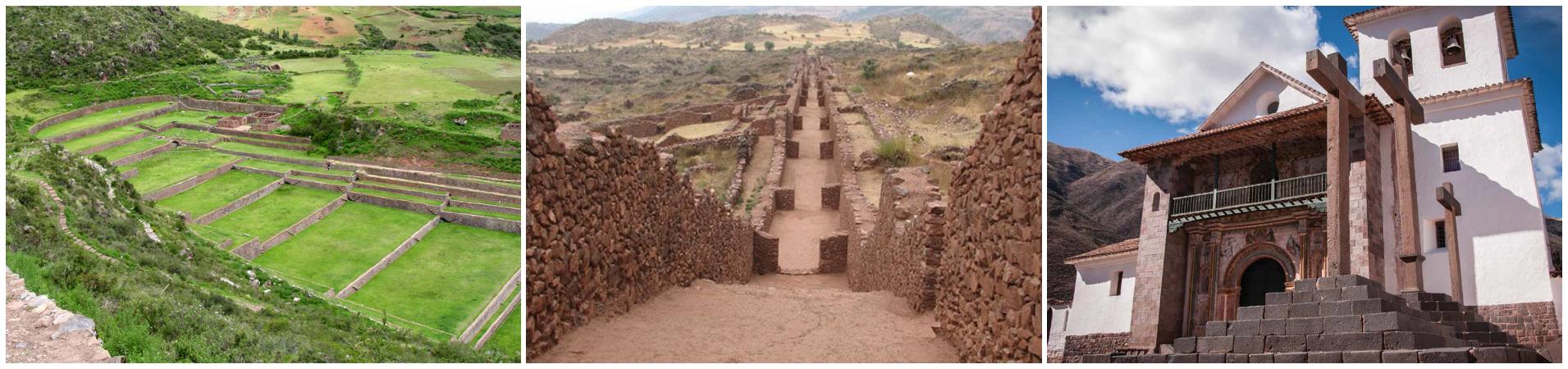 Tour Valle Sur Cusco medio dia