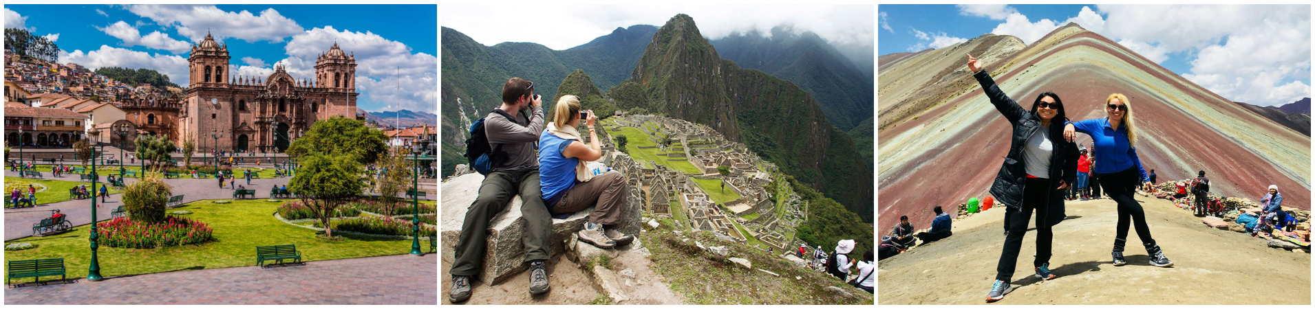 Viaje Cusco Machu Picchu Rainbow Mountain Puno