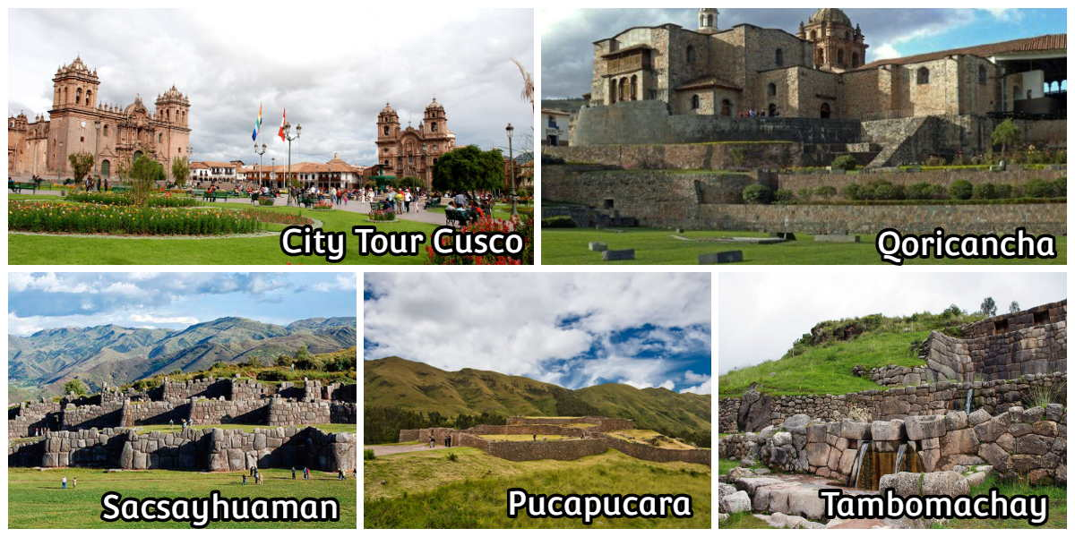 maravilloso city tour cusco