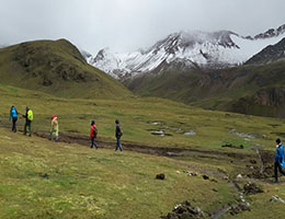 mountain peru qori inka travel agency