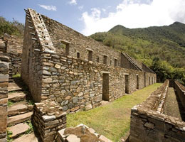 choquequirao treks qori inka travel