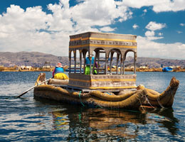 lago titicaca puno uros taquile amantani peru travel agency