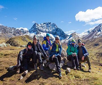 salkantay trek inca travel agency qori inka peru
