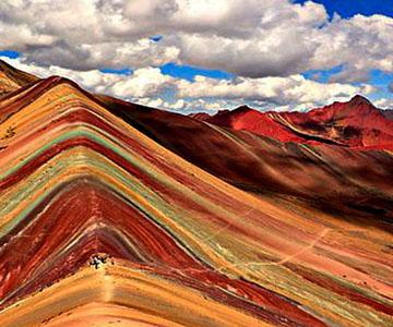 montaña de colores qori inka travel agency