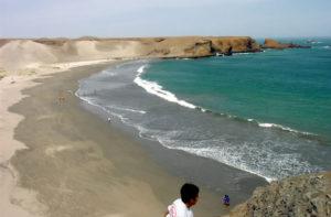playa yumaque paracas inca travel agency