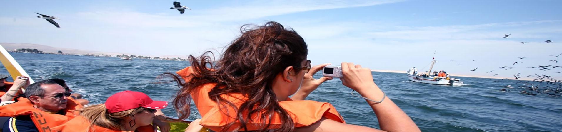 reserva nacional paracas inca travel agency qori inka