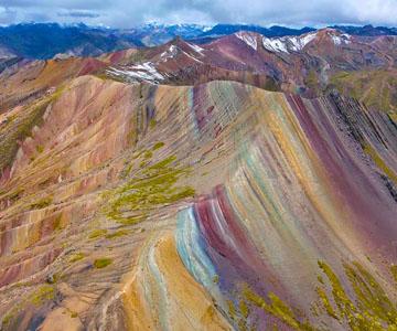 palcoyo pallcoyo palccoyo montaña de colores incatravel-agency.com